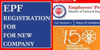 EPF Registration for New Company