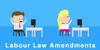 Latest Amendments in Labour Laws in India in 2019