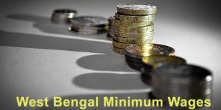 West Bengal Minimum Wages January 2019