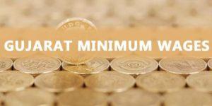 Gujarat Minimum Wages Notification
