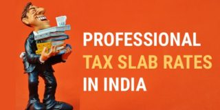 Professional Tax Slab Rates in India