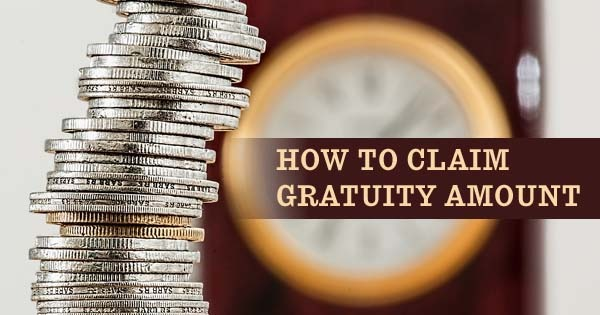 How To Claim Gratuity After Resignation - [Claim Gratutiy In 2019]
