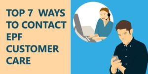 How to contact EPF customer care