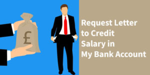 How to Write an Email to HR for Deposit my Salary in My Bank Account