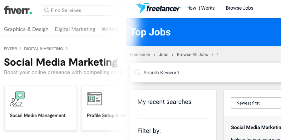 Freelancer jobs for students to work from home