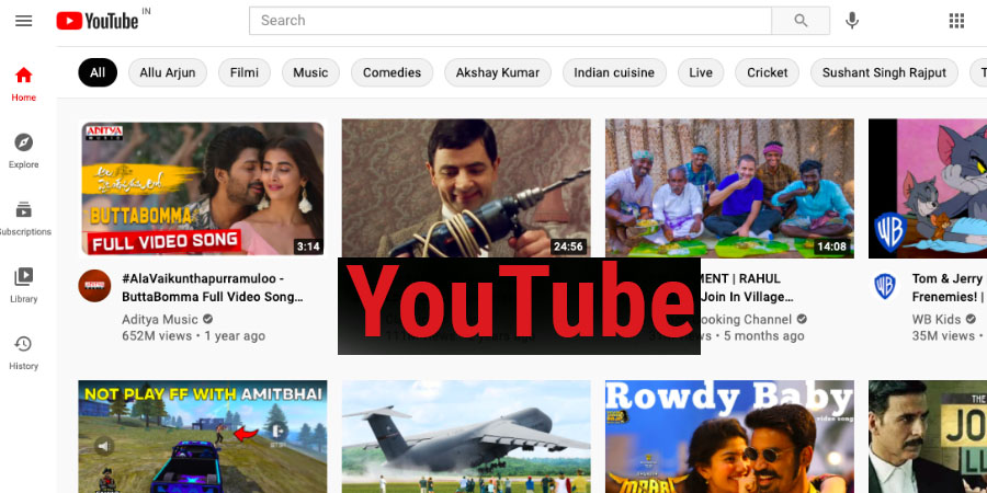 How to earn money online through youtube without investment in India