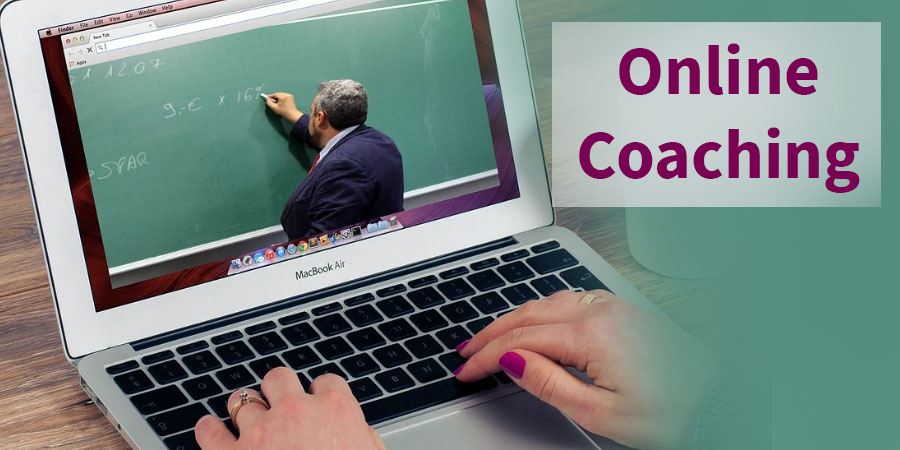 Online coaching to earn money for students