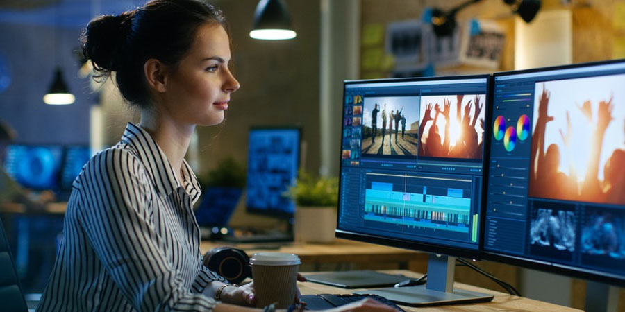 Video editing to earn money online for students in india