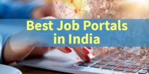 best job portal in India